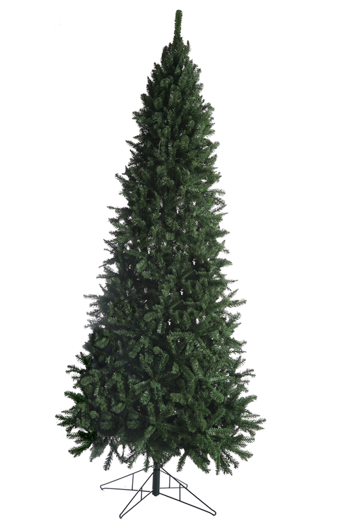 9 Thunder Bay Slim Prelit Artificial Christmas Tree 1793 Tips 950 Clear Lights 46 Base Diameter 10 Year Tree Warranty 3 Year Light Warranty Christmas Tree