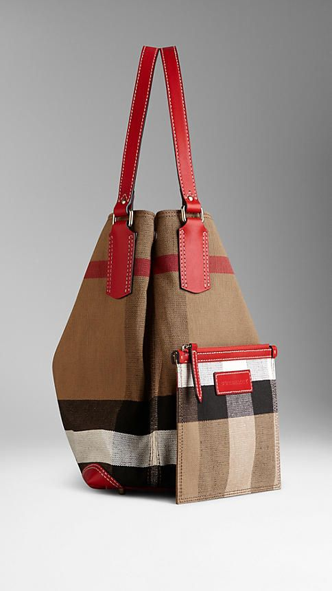 Women's Handbags & Purses | Burberry | Medium, Red and Burberry