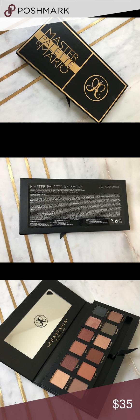Anastasia Beverly Hills Makeup Haul - YouTube