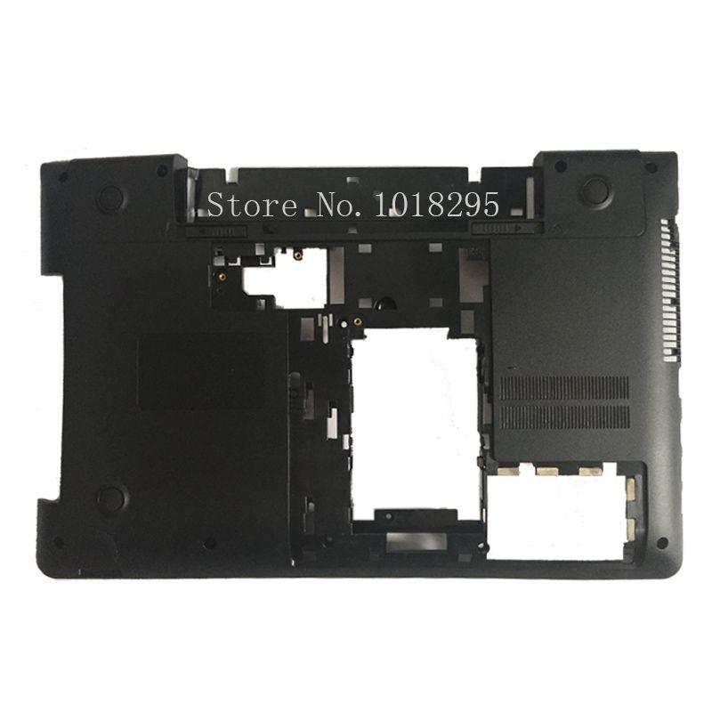 Bottom case For SAMSUNG 350V5C 355V5C NP350V5C NP355V5C 350E5C 355E5C  NP350E5C NP355E5C Base Cover BA75- 5e0f052be