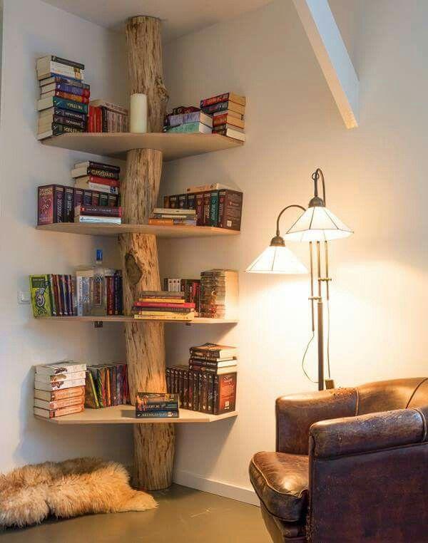 title | Corner Bookshelf Ideas