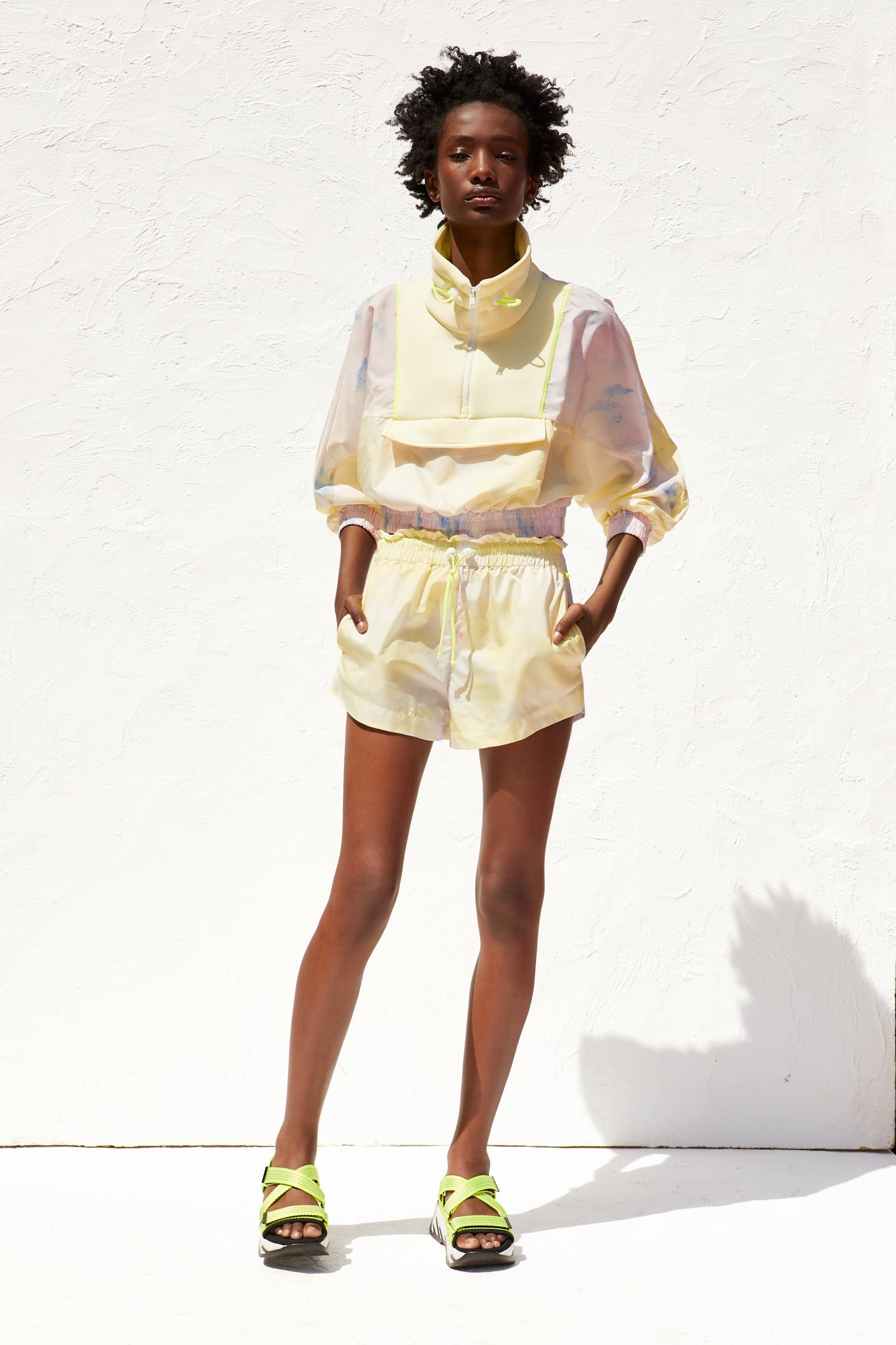d770b2628c13 RECYCLED CAPSULE COLLECTION TIE DYE RAINCOAT - CO-ORD SETS-WOMAN | ZARA  United