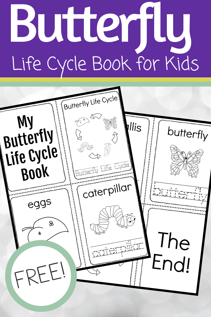 Predownload: Butterfly Life Cycle Printable Book Butterfly Life Cycle Butterfly Life Cycle Preschool Butterfly Life Cycle Lessons [ 1102 x 735 Pixel ]