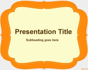 Elementary powerpoint template is a simple ppt template for elementary powerpoint template is a simple ppt template for presentations that can be used for elementary toneelgroepblik Images