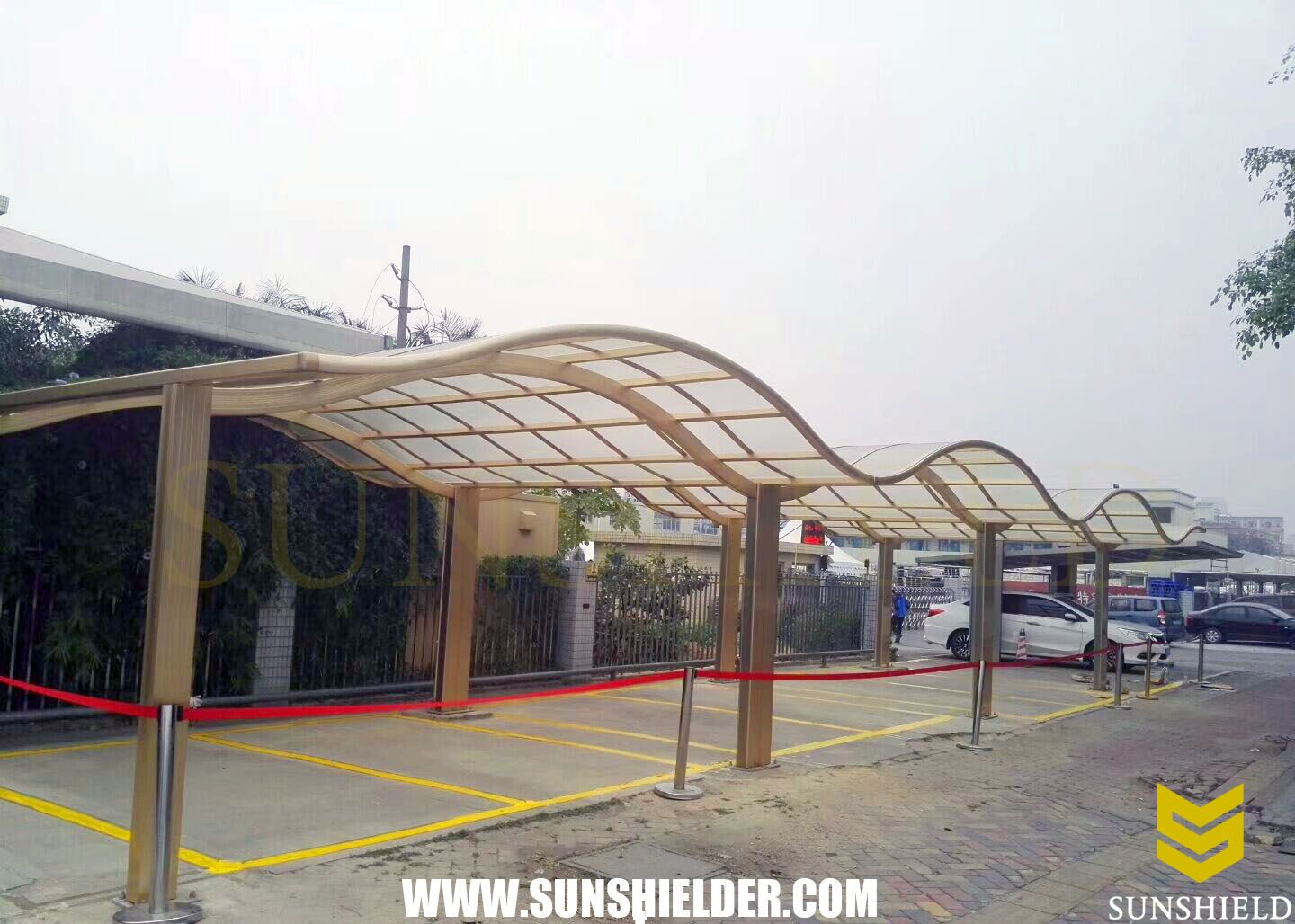 Retractable Sun Room (With images) Double carport
