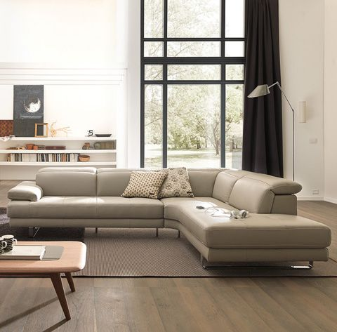 Natuzzi Editions Sectional B878sect Italian Sofa Designs Contemporary Furniture Stores Furniture