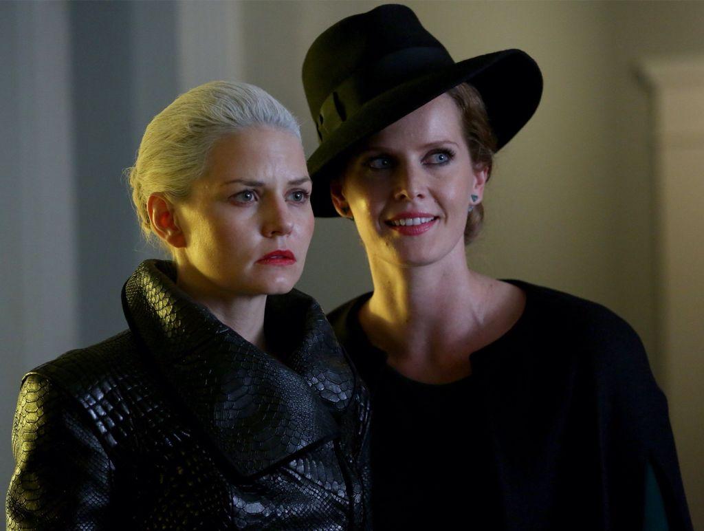 Emma and Zelena
