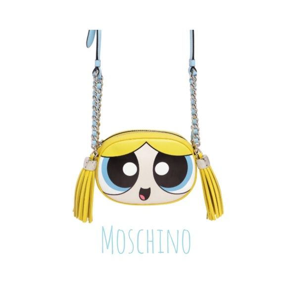 2d0abd621d Moschino powerpuff girl Bubble shoulder bag Brand new!! 100% authentic,  will provide a copy of receipt upon request. NO TRADE!!! Moschino Bags