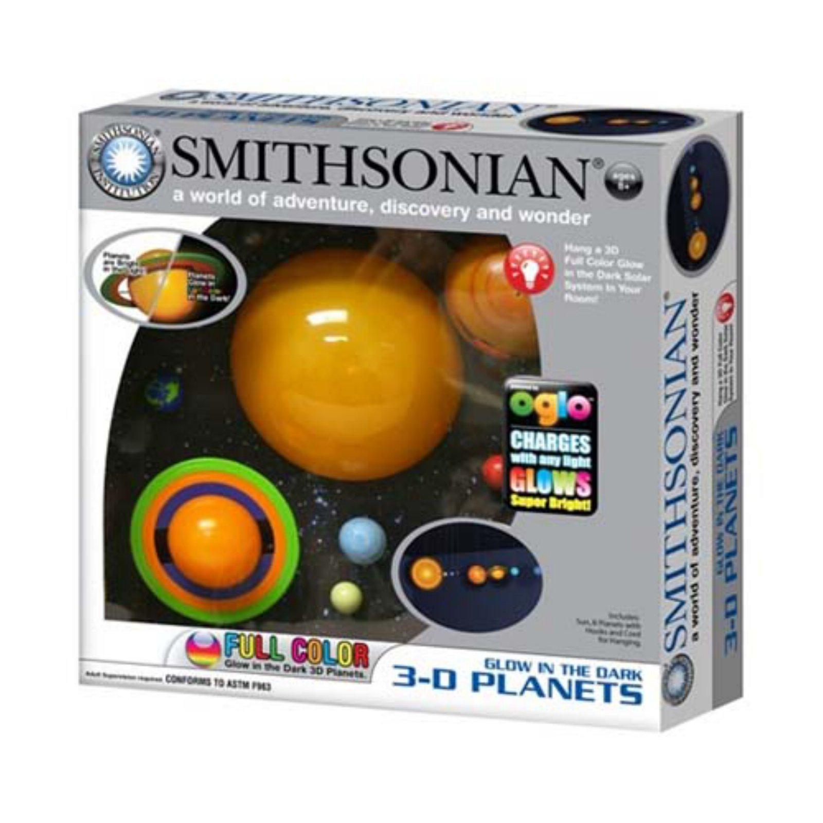 smithsonian solar system model - 800×769