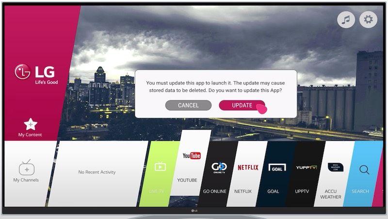 Smartcast Tv Is Not Available Smartcast Input Not Loading Ok Button Not Working On Smartcast Tv Vizio Vudu Fix It
