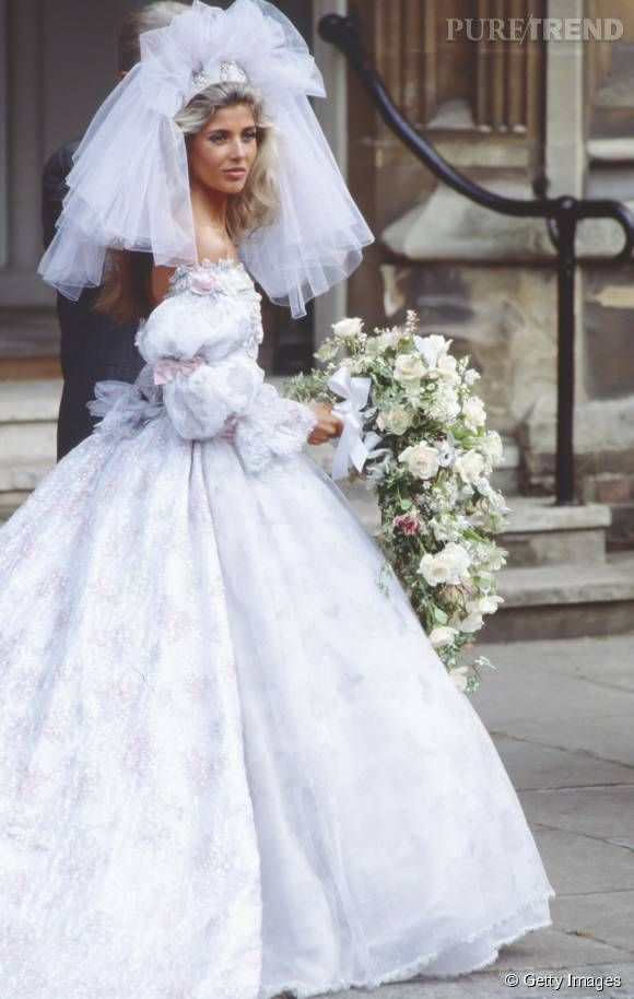 Robe De Mariée 1980 1980s Wedding Dress Dresses Book