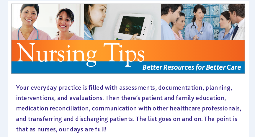 Pin by Awesome Nurses on Nursing Tips for Nurse