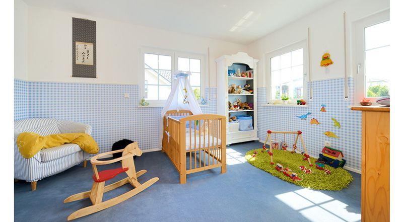 It's a boy! Haus Winter Kinderzimmer kid's room