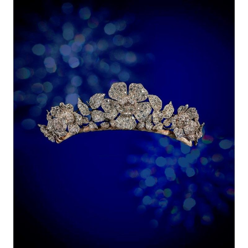 Royal Glitter Crown By Dress Up America
