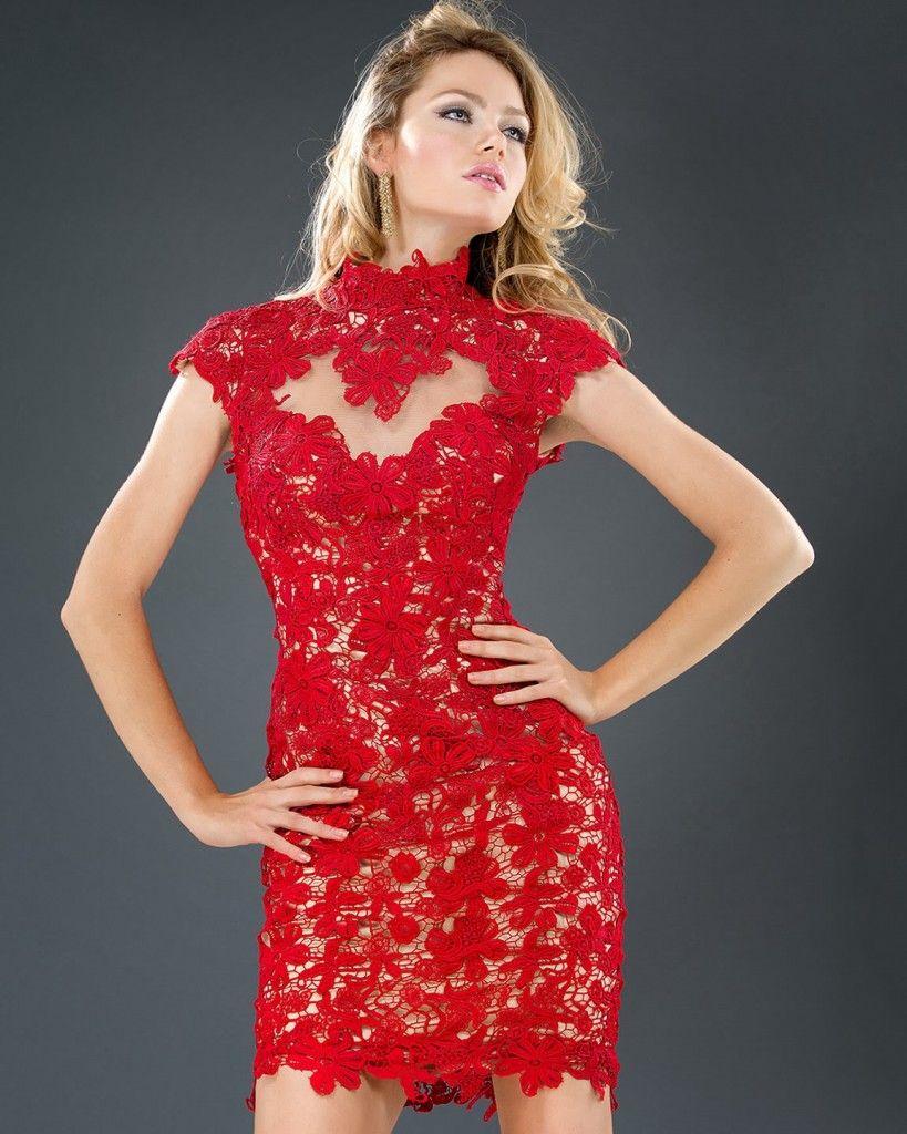 6545e361b Modelos de vestidos cortos para año nuevo
