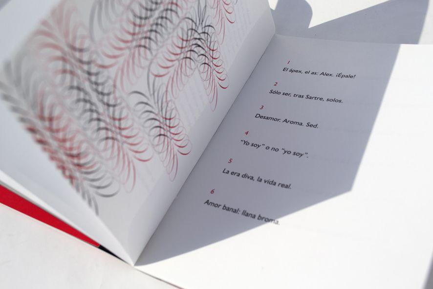 """""""Nos maravilla que un texto pueda leerse por el haz y el envés por la misma razón por la que nos encanta que las nubes cobren forma"""". Aurelio Asiain  Lee completo Eco da eco de doce a doce, de Pedro Poitevin, aquí: http://goo.gl/Dyd6jy"""