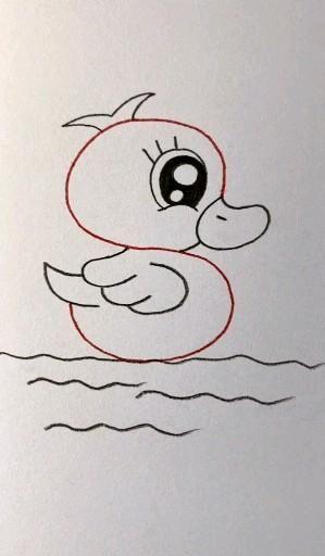 Simple drawing 🦋 Çocuklara özel basit hayvan çizim