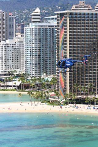 Rainbow Tower At Hilton Hawaiian Village Waikiki