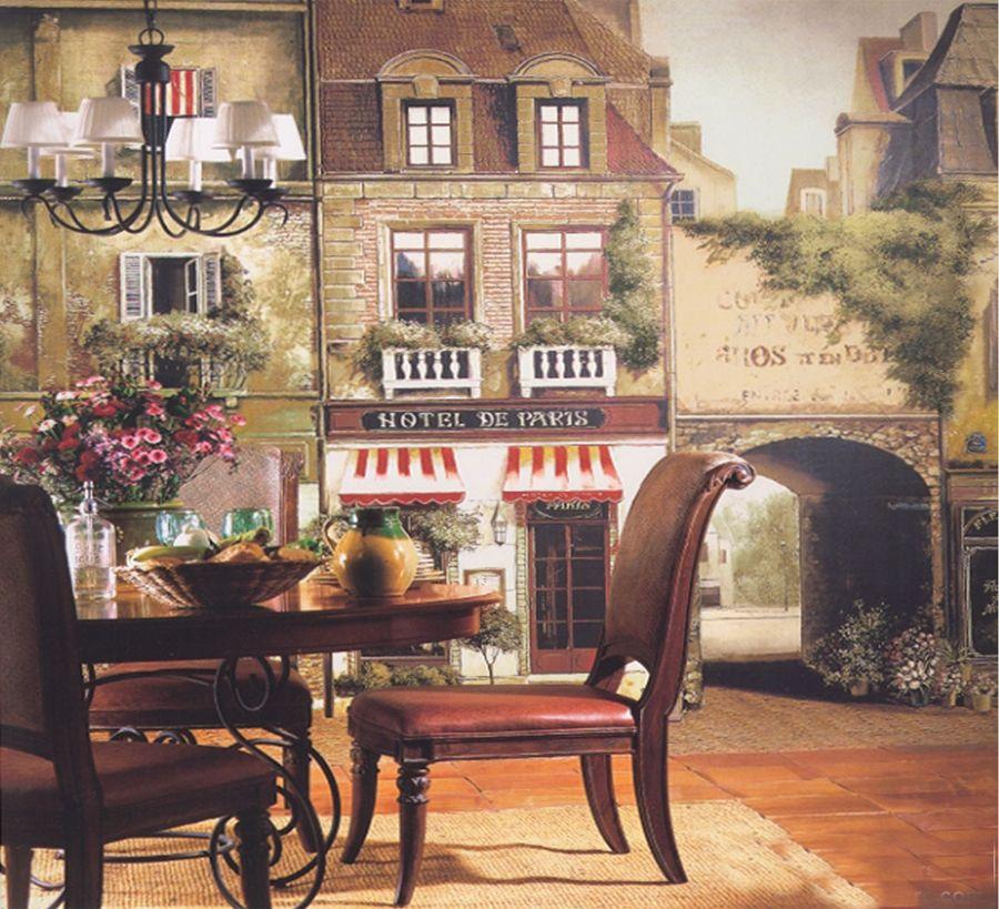 Fabrice de Villeneuve, 1954 ~ Vintage painter | French vintage ...