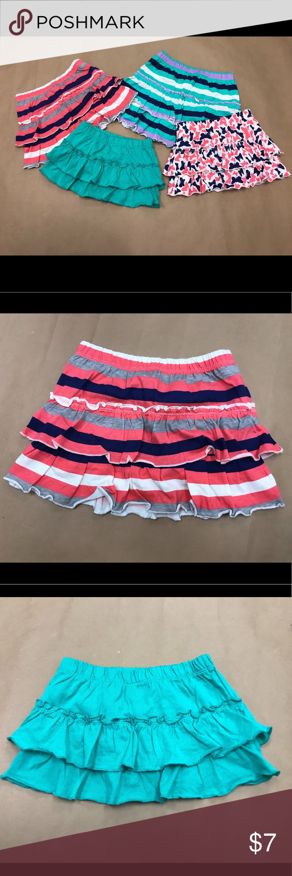 Girls mix and match skorts for or for boutique my posh