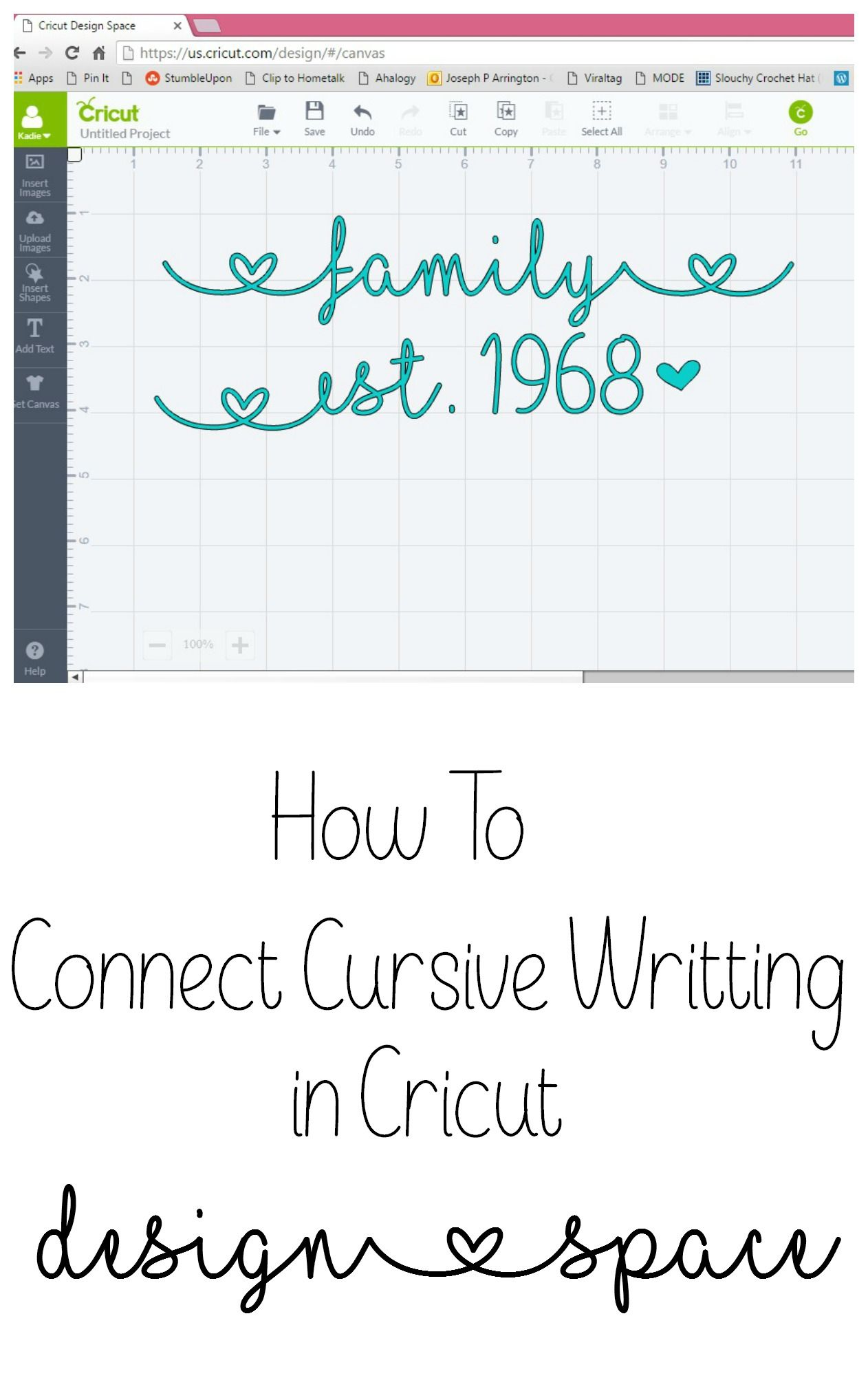 How to connect a font 18