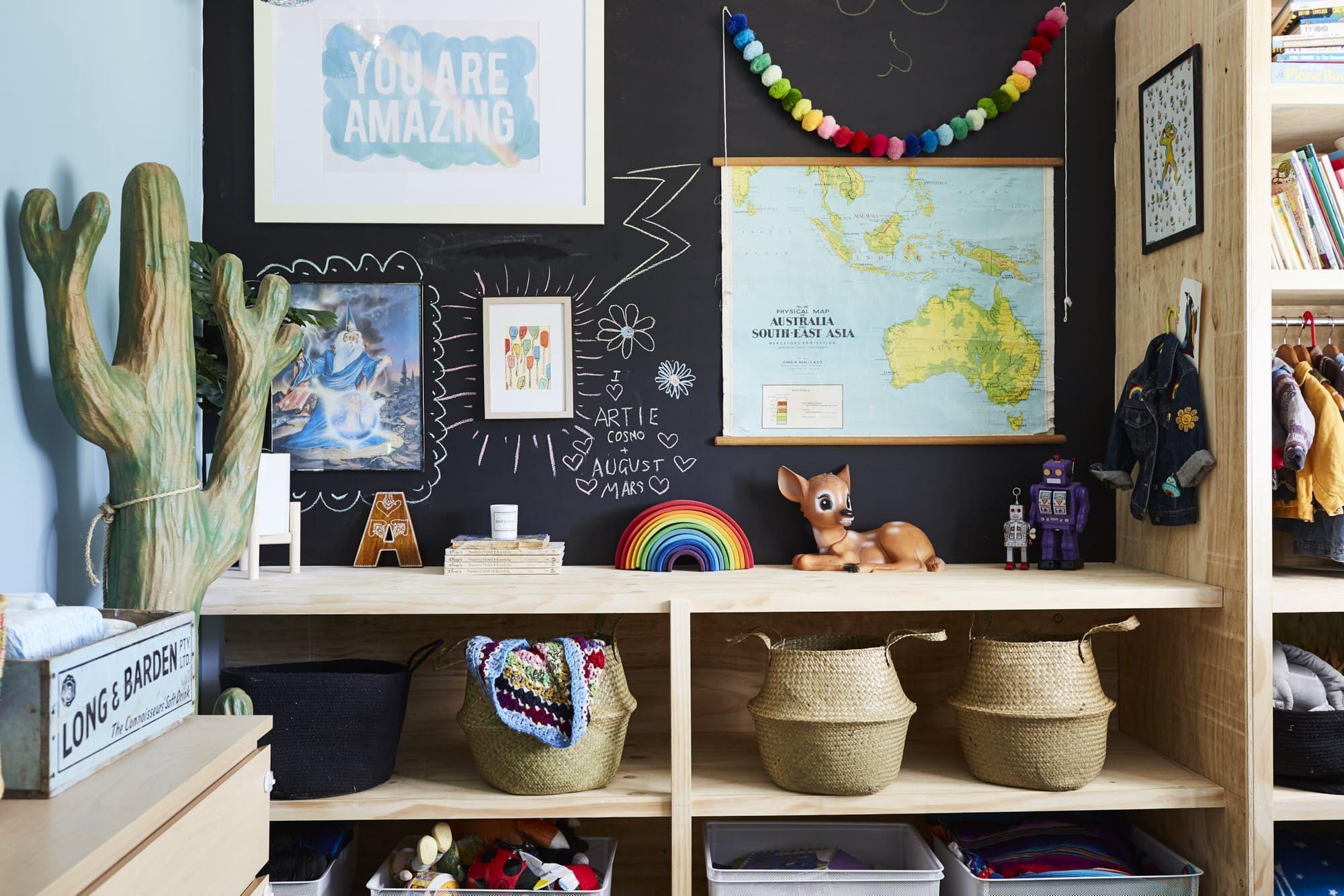 A colorful maximalist home in australia interior design