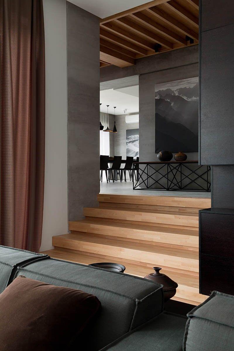 Γγρ Une Ambiance Soignée Et Raffinée Mais Pas Trop Juste Ce Qu - Home interior designer