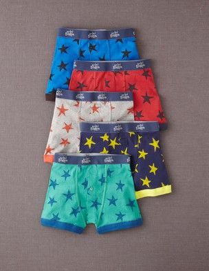 I've spotted this @BodenClothing 5 Pack Boxers Scribble Star