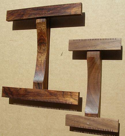 Hokett Would Work Hand Looms