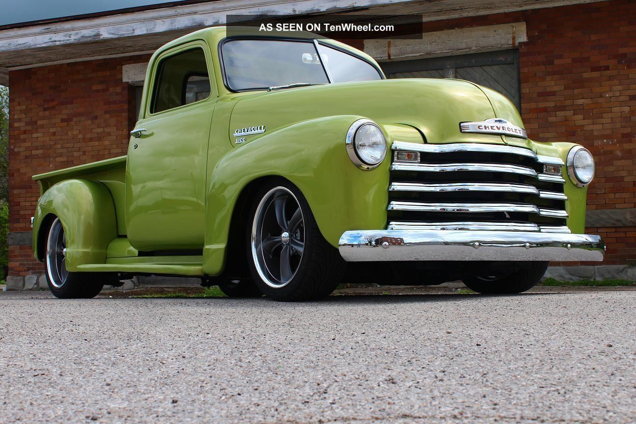1949 Chevy Truck 1949 Chevy Truck Rat Hot Rod Streetrod