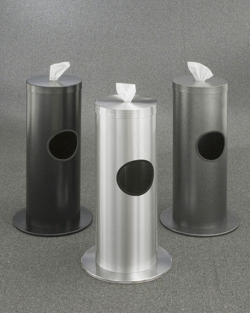 2 Gallon Floor Standing Sanitizing Wipe Dispenser 29 Designer