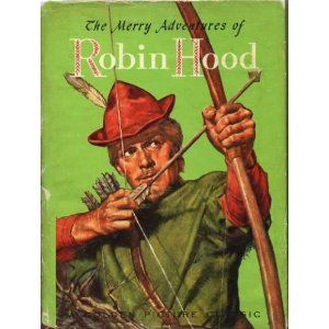 The best version of Robin Hood, in my opinion.  Written by Howard Pyle.