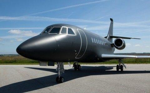 Black Private Jet | Jetsetter | Pinterest | Private jets, Jets and ...