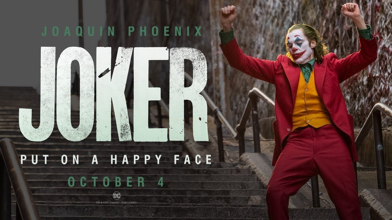 Free download Joker [2019] DVDRip FULL MOVIE english