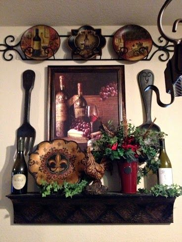 No Place Like Our Home New Vignettes In The Kitchen In