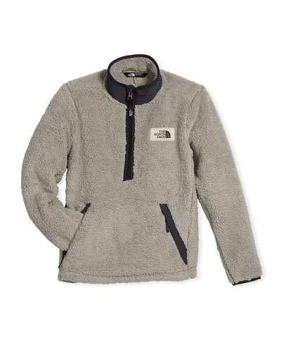 49b62525c Boys' Khampfire Half-Zip Fleece Pullover Size XXS-XL in 2019 ...