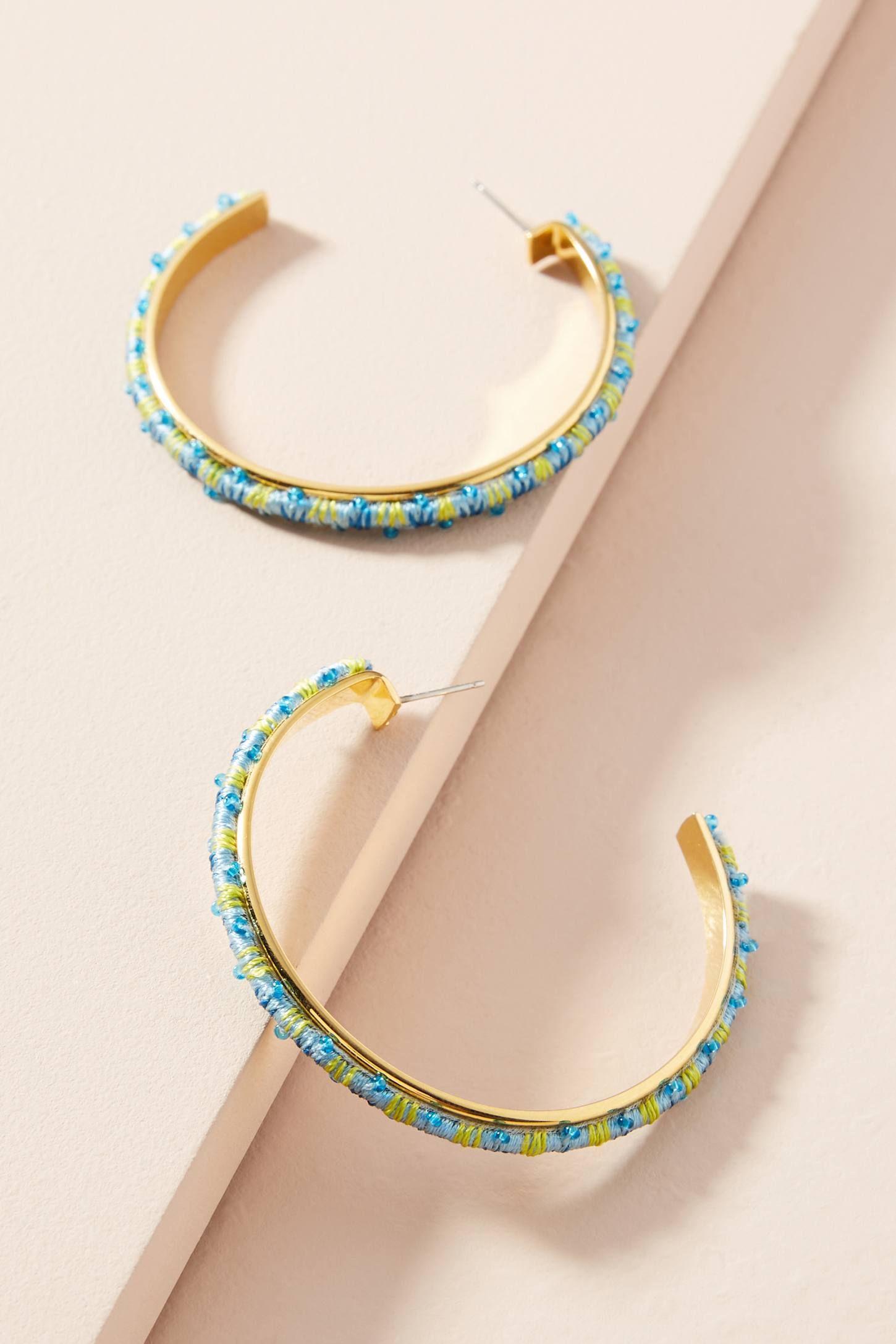 Zadie Radie Hoop Earrings Hoop earrings, Women