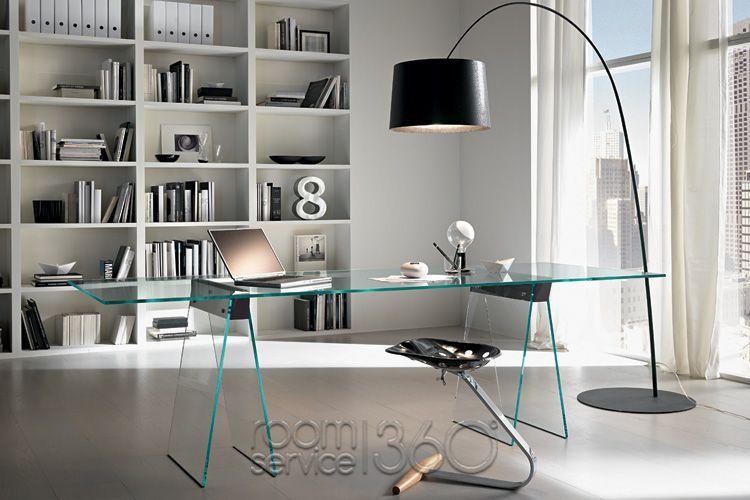 Kasteel Dining Table Modern Home Office Furniture Modern Glass Desk Home Office Design