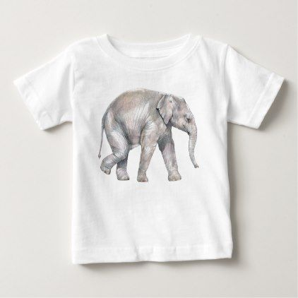 Asian elephant calf baby t shirt baby gifts giftidea diy unique asian elephant calf baby t shirt baby gifts giftidea diy unique cute negle Gallery
