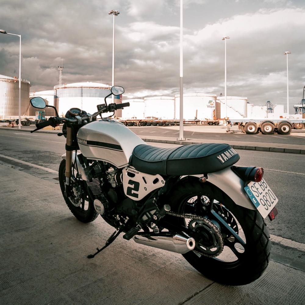 Pannonia | Inazuma café racer | Motorcycle sidecar, Cafe