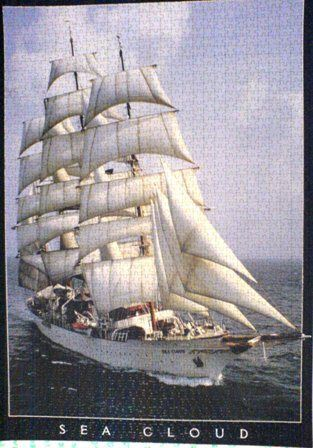 Sea Cloud  1,500 Pc