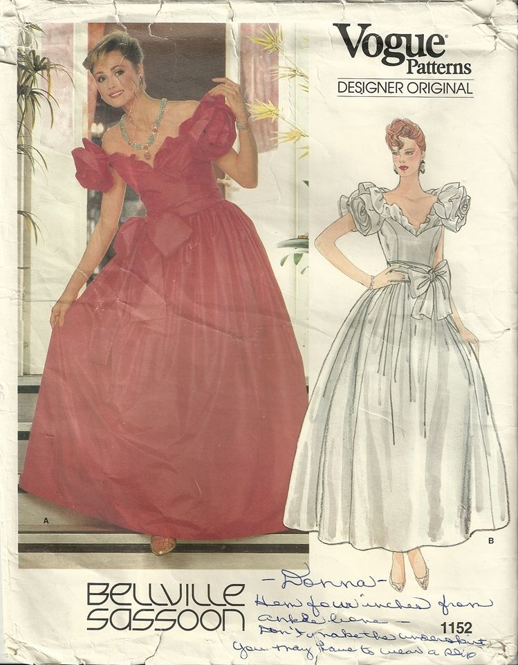 78  images about Prom Sewing Patterns on Pinterest - Sexy- Wedding ...