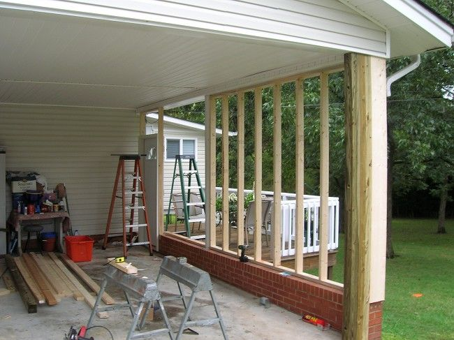 Convert Carport Into Garage Google Search