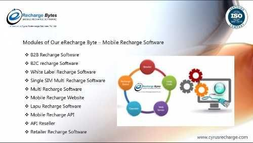 Cyrus Recharge is the topmost company in India that provide