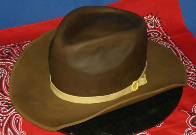 Cowboy Hat Cake The Perfect Texas Grooms A Lifesize