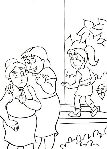 No Levantaras Falsos Testimonios Ni Mentiras 10 Mandamientos Para Ninos Escuela Dominical Para Ninos Manualidades Para Ninos Cristianos