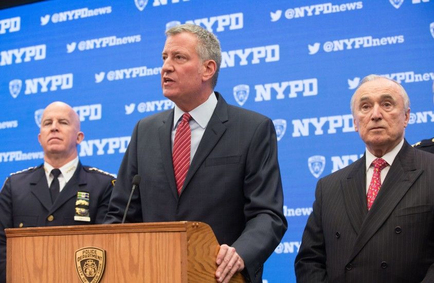 Effort to 'civilianize' NYPD desk jobs slows John jay