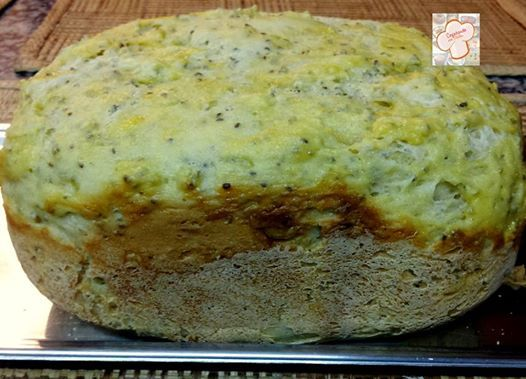 Cozinhando sem Glúten: Pão 43 - MFP com mix caseiro de farinha