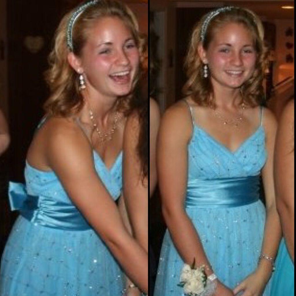 Speechless Blue Dress