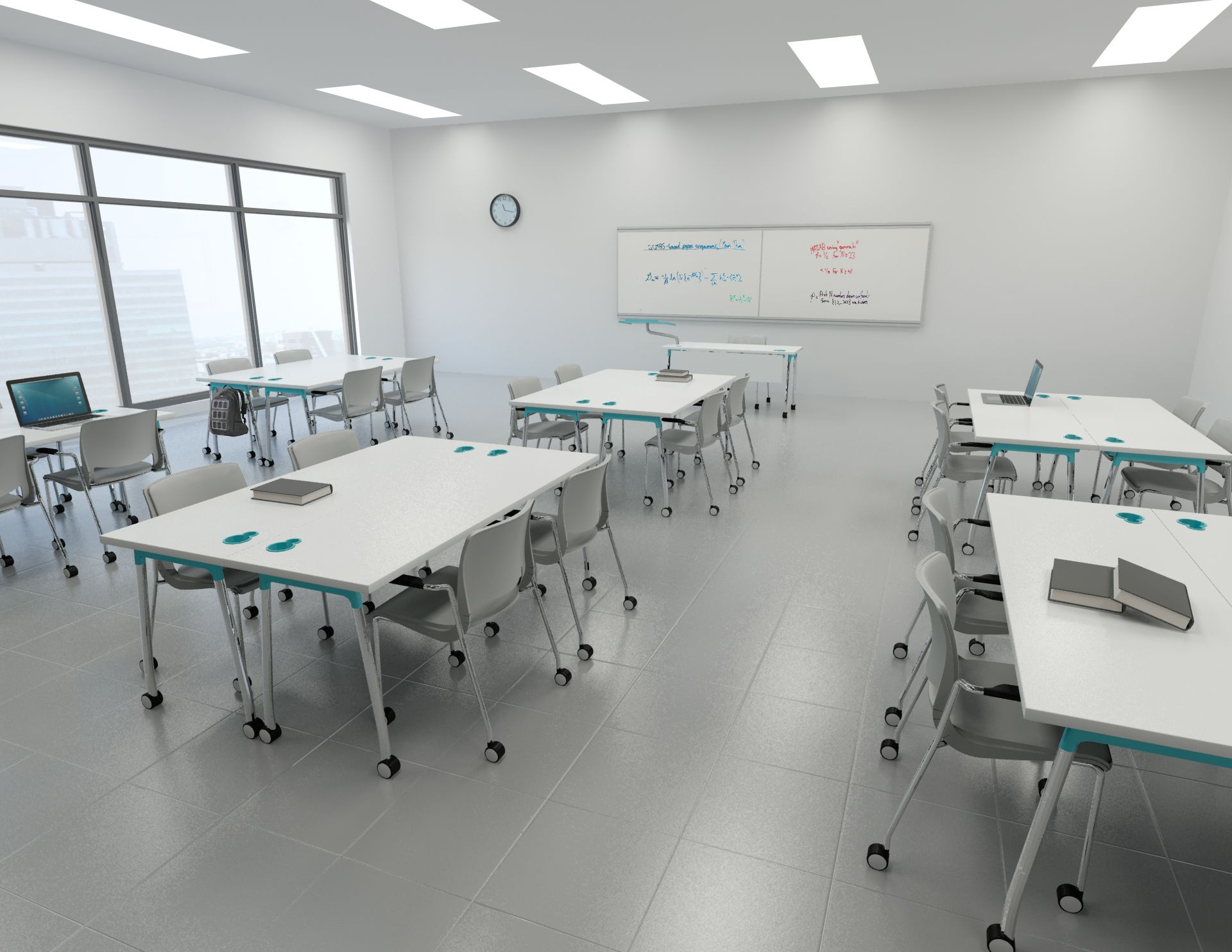 Teknion ThesisClubTalk Education Classrooms Pinterest